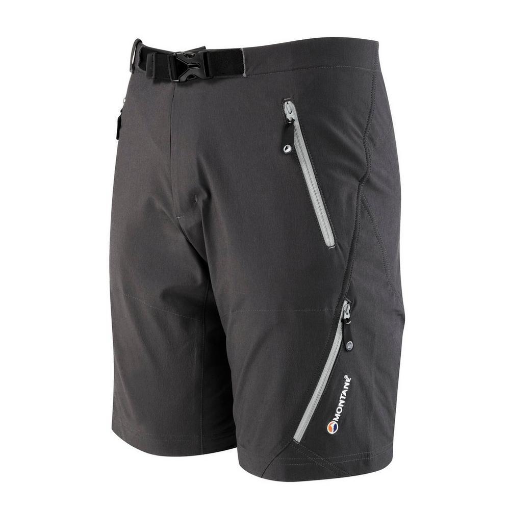Montane Men's Terra Alpine Shorts - Grey