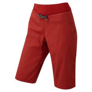 Women's On-Sight Shorts - Red