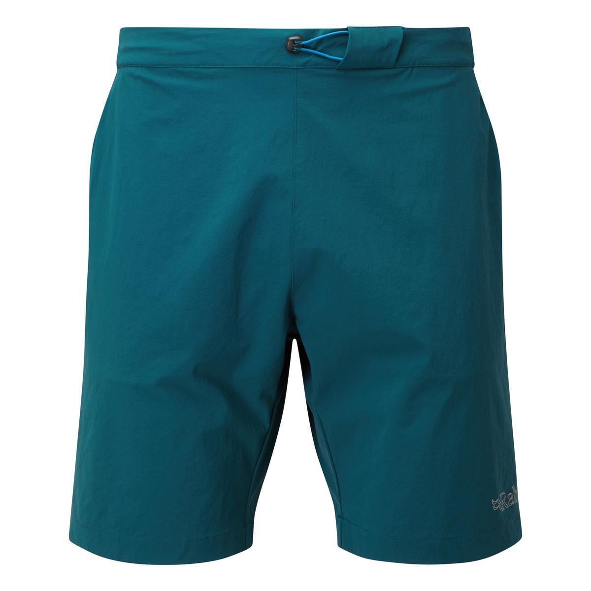Rab Men's Momentum Shorts - Turquoise
