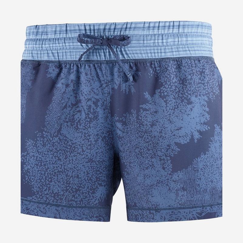 Women's Comet Shorts - Blue