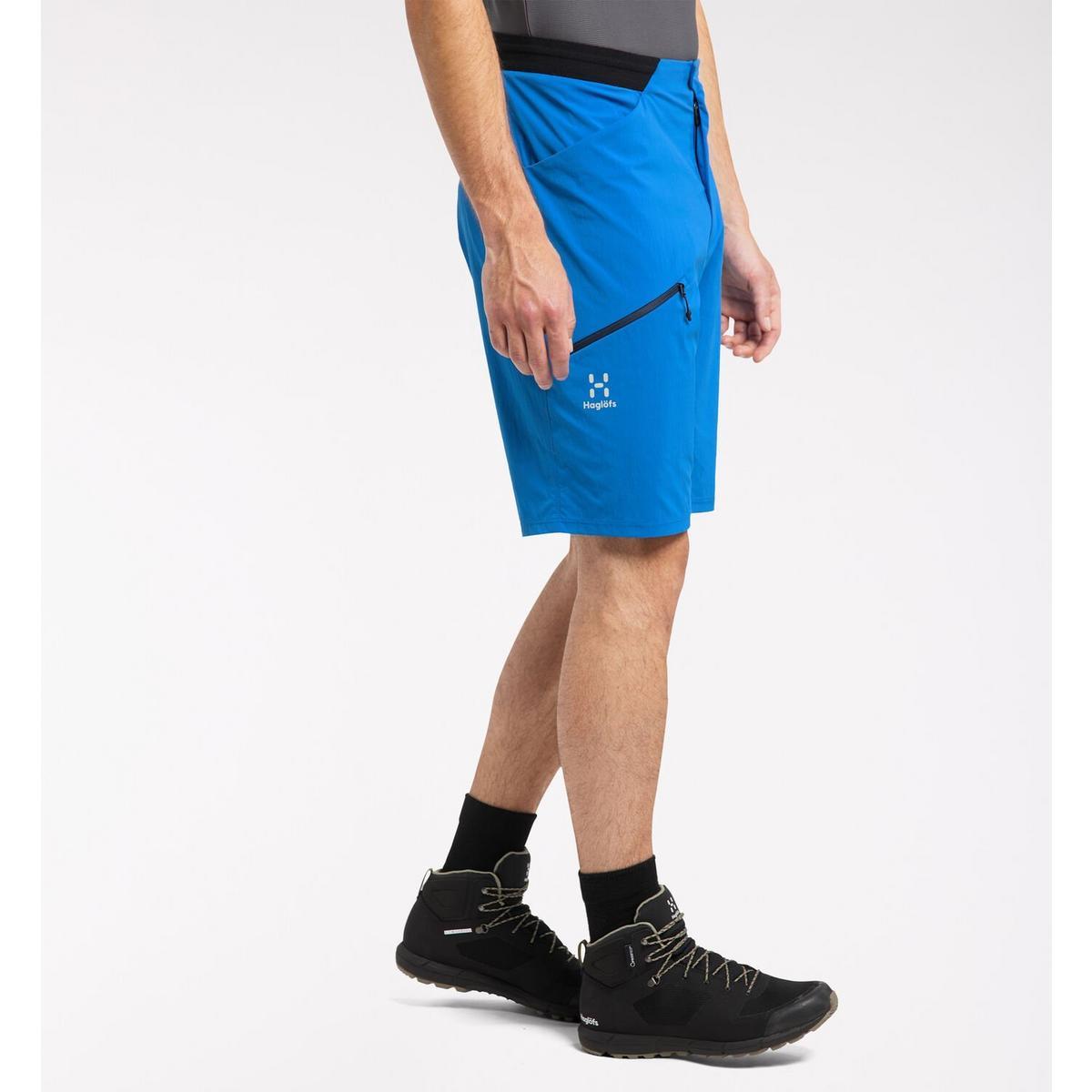 Haglofs Men's L.I.M Fuse Shorts - Storm Blue
