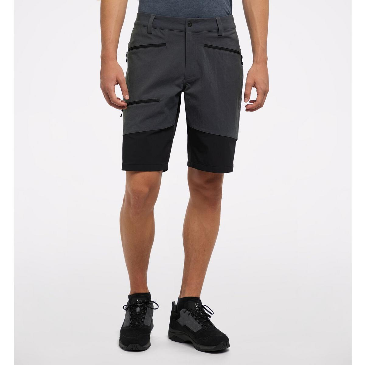 Haglofs Men's Rugged Flex Shorts - Grey
