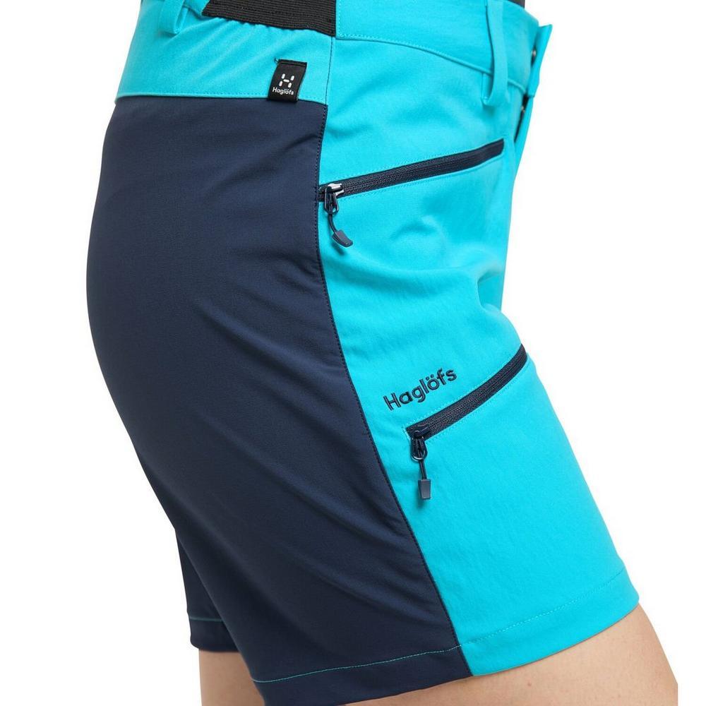 Haglofs Women's Rugged Flex Shorts - Blue