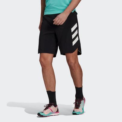 adidas Terrex Men's Parley Agravic All-Around Shorts - Black
