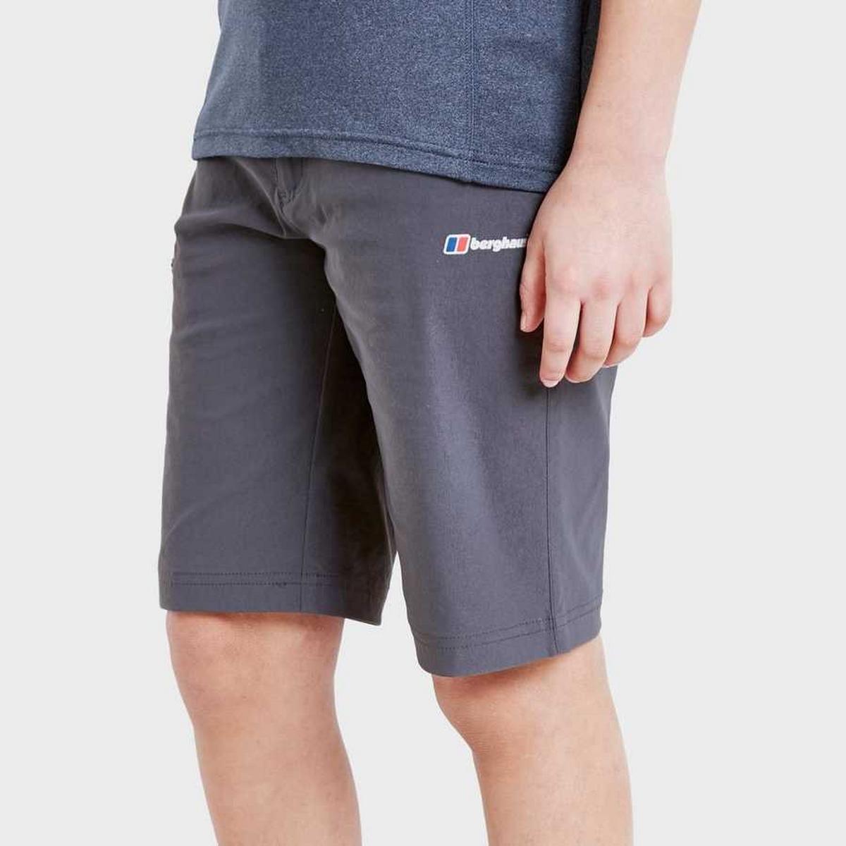 Berghaus Kids Berghaus Walking Shorts - Grey