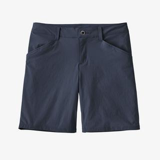 "Women's Quandary 7"" Shorts - New Navy"