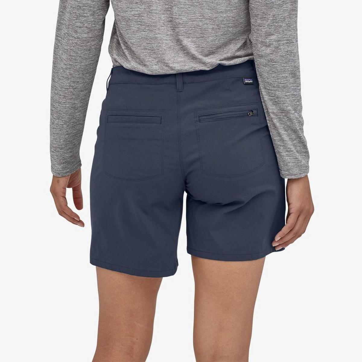 "Patagonia Women's Quandary 7"" Shorts - New Navy"