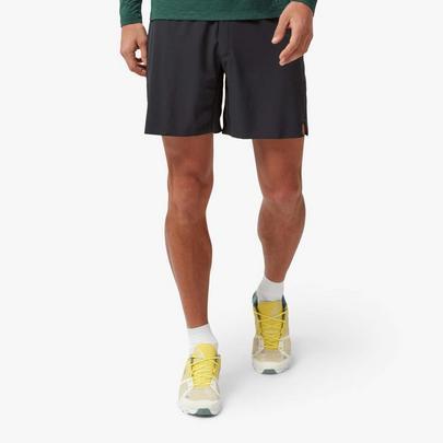 On Men's Lightweight Shorts - Black