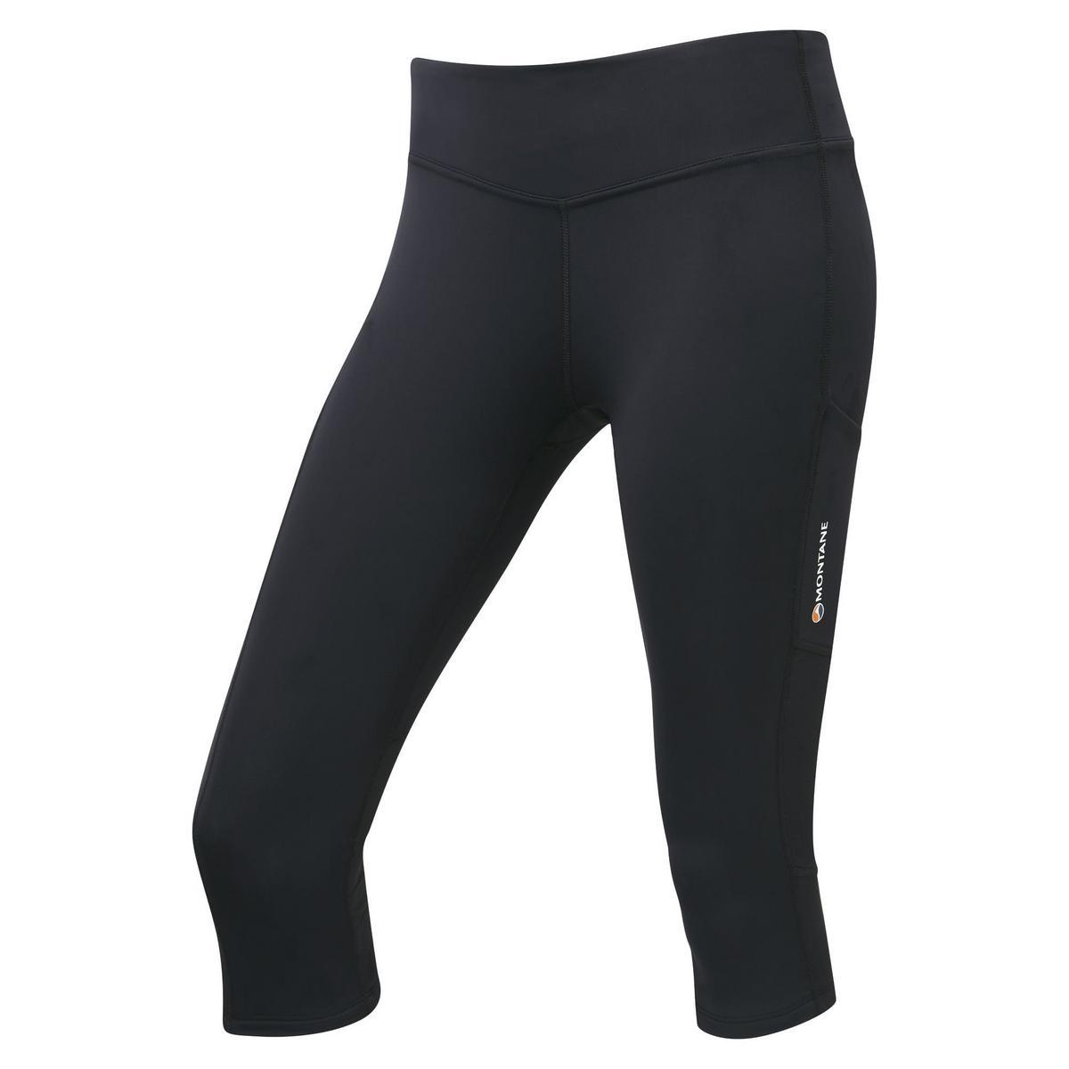 Montane Pants Women's Trail Series 3/4 Tights Black