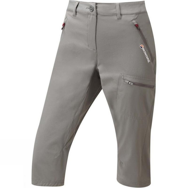 Pants Women's Dyno Stretch Capri Mercury/Saskatoon Berry