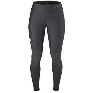 Fjall Raven Pants Women's Abisko Trekking Tights Black