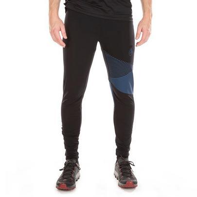 La Sportiva Men's Radial Pant - Black Aquarius