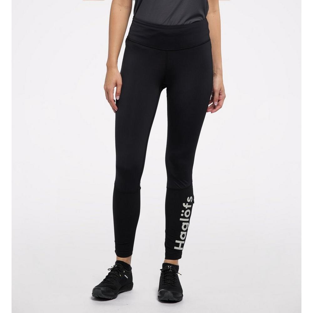 Haglofs Women's LIM Comp Tights - Black