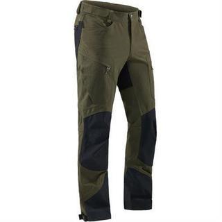 Pant Men's Rugged Mountain REGULAR Leg Trousers Deep Woods/Black