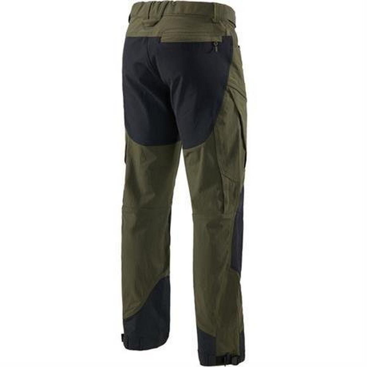 Haglofs Pant Men's Rugged Mountain REGULAR Leg Trousers Deep Woods/Black