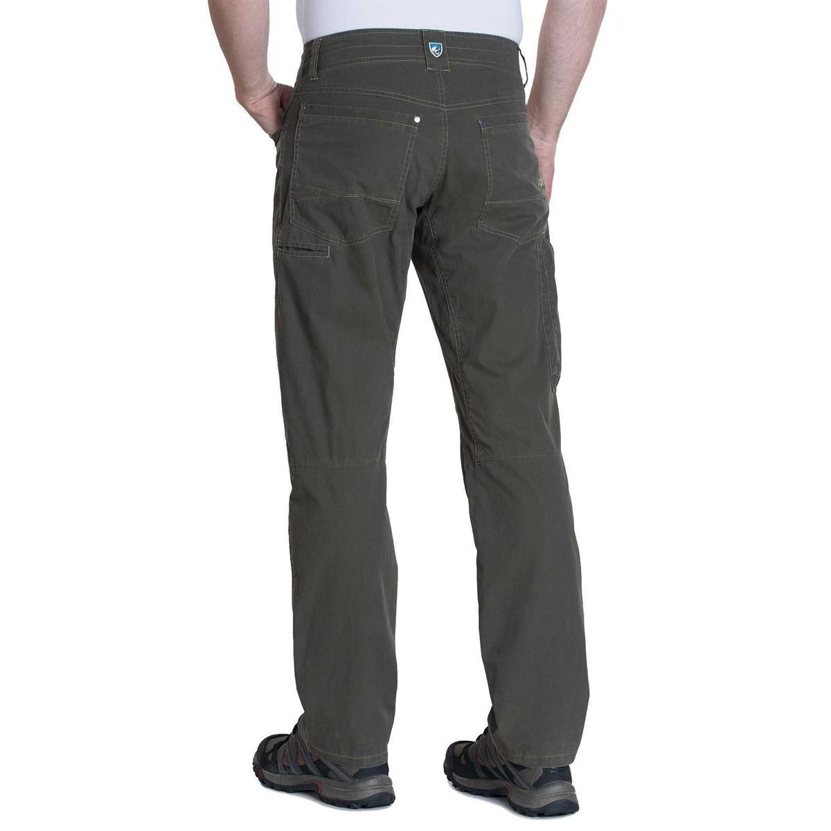 Kuhl Men's Revolvr Trousers (Regular Leg) - Gunmetal