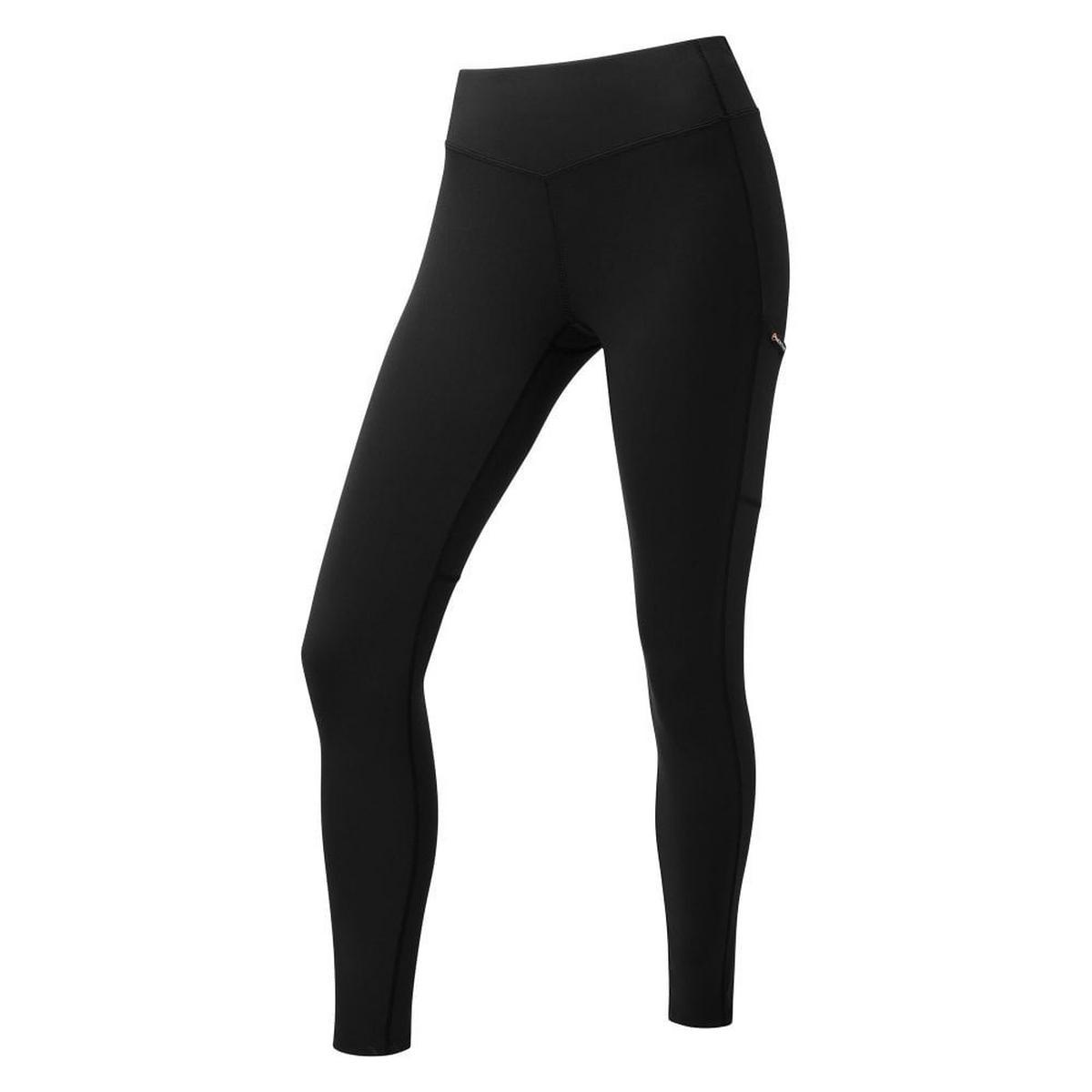 Montane Pant Women's Ineo Pro REGULAR Leg Trousers Black