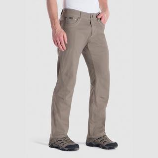 Men's Kanvus Jean, Short- Khaki