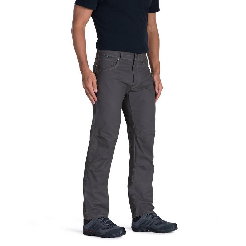 Men's Free Rydr Pant (Short) - Forged Iron