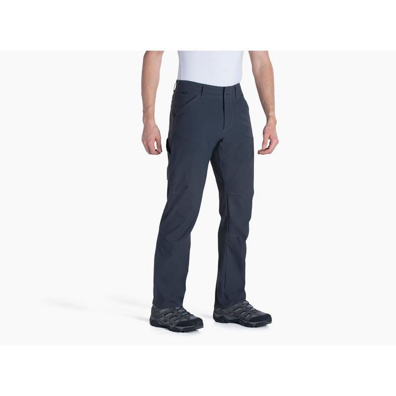 Pant Men's Renegade REGULAR Leg Trousers Koal