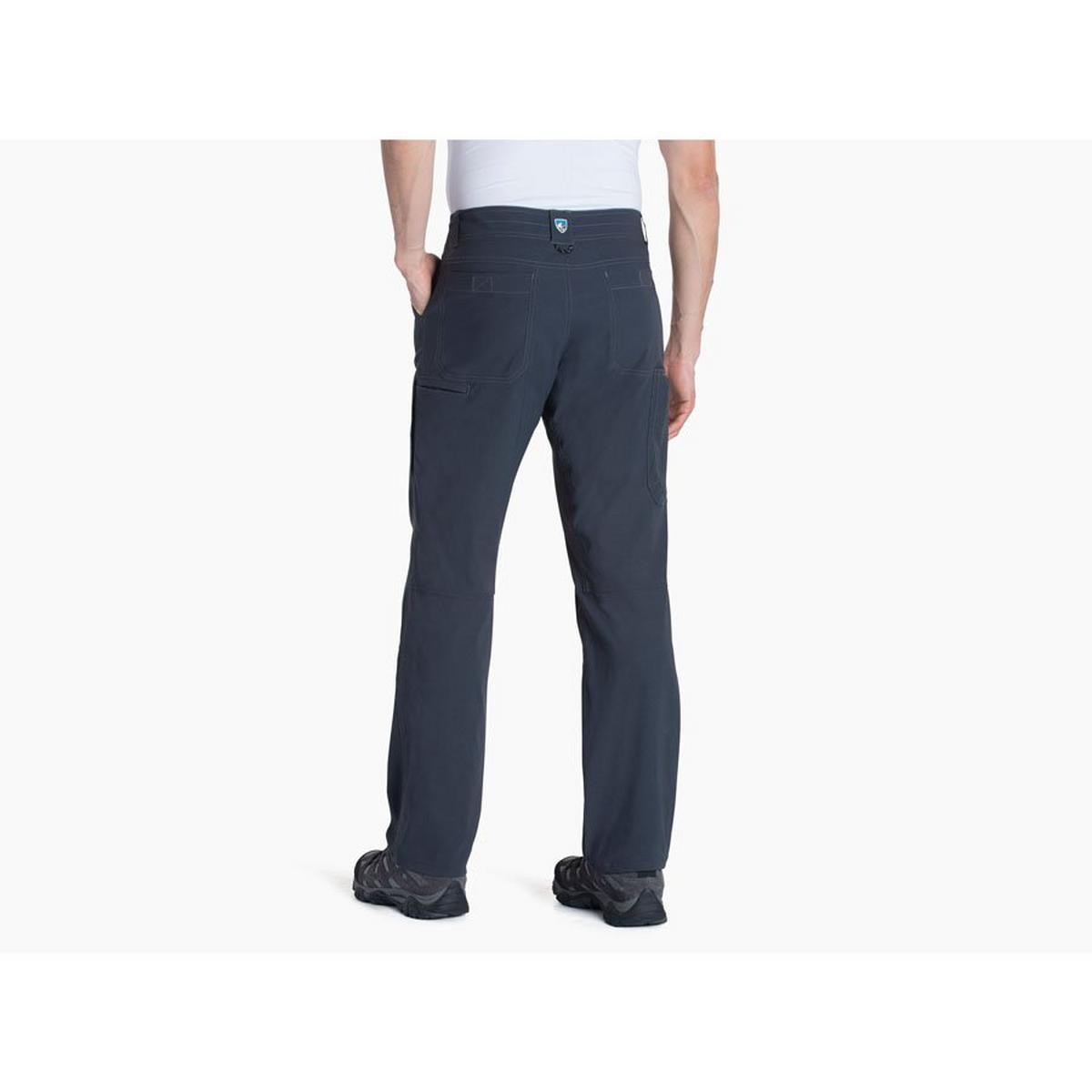 Kuhl Pant Men's Renegade SHORT Leg Trousers Koal