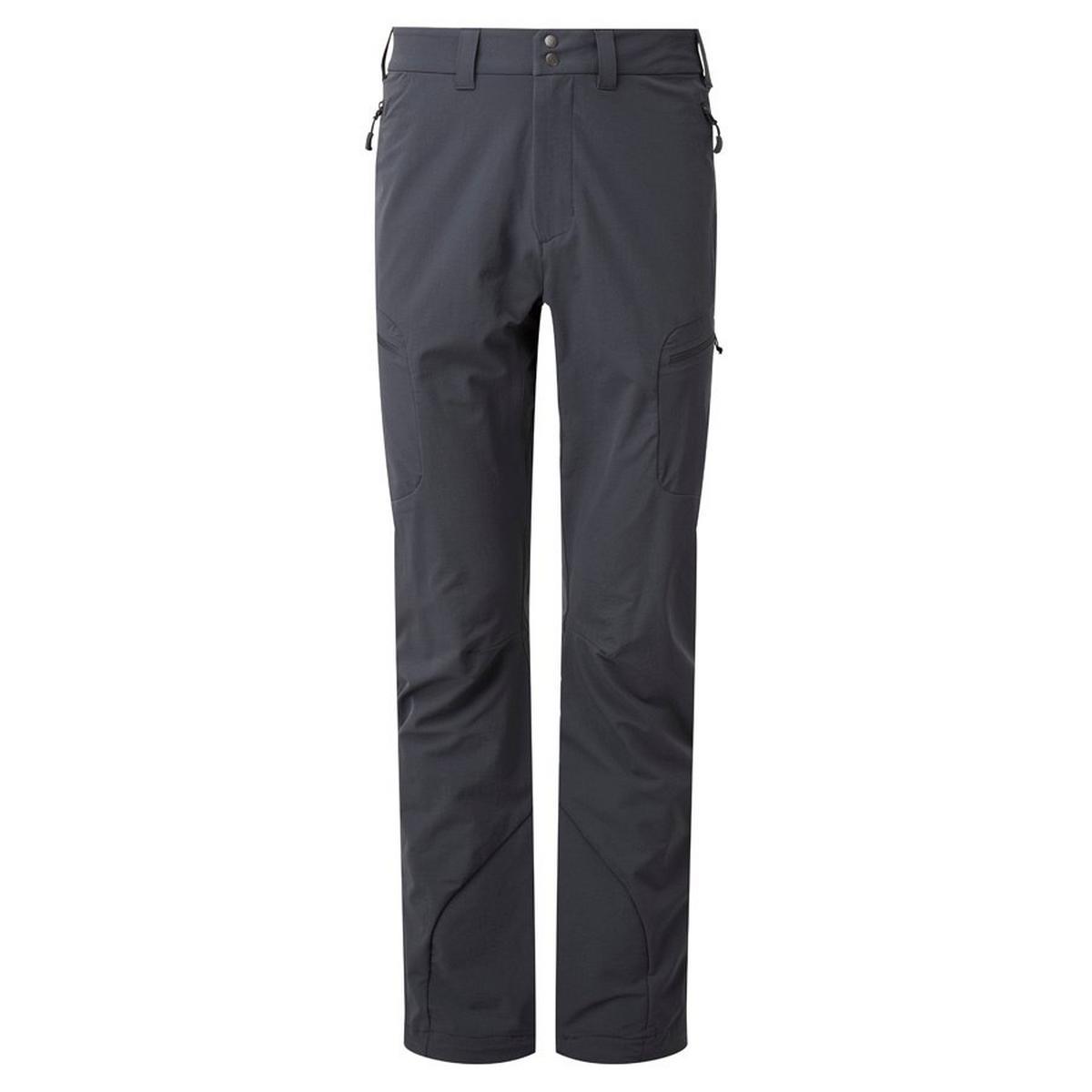 Rab Pants Men's Sawtooth REGULAR Leg Trousers Beluga
