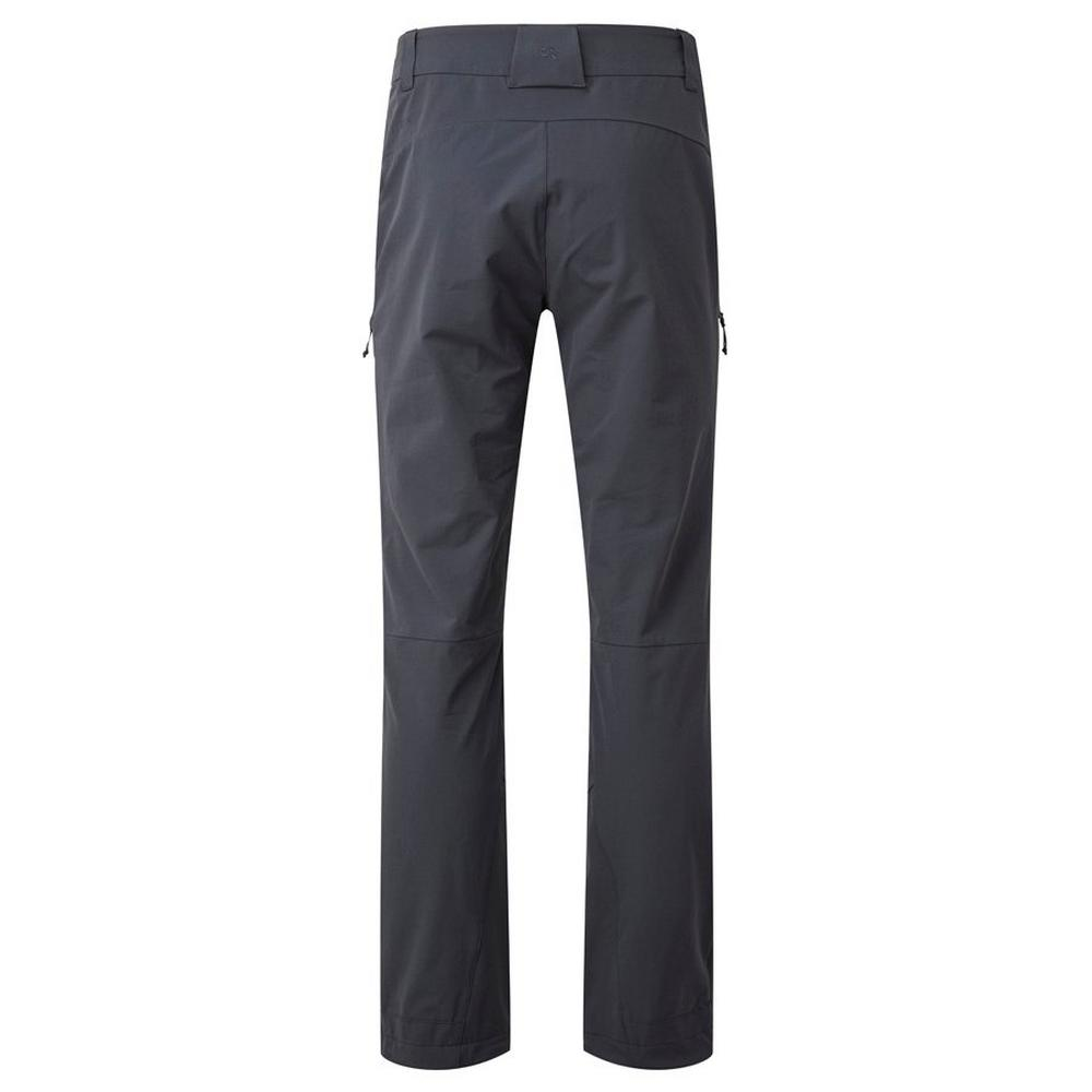 Rab Men's Rab Sawtooth Pant - SHORT leg - Grey