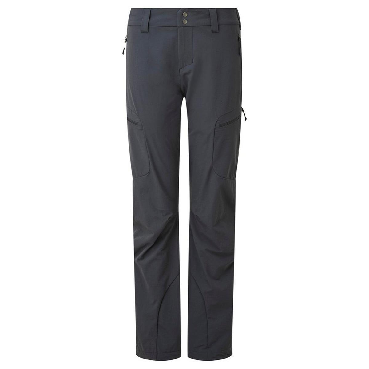 Rab Pants Women's Sawtooth REGULAR Leg Trousers Beluga