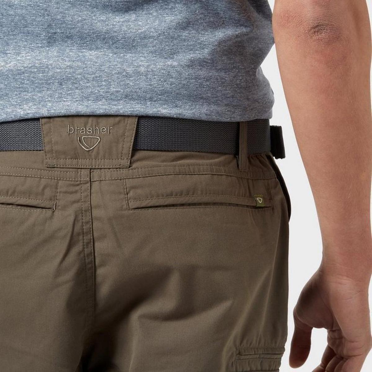 Brasher Men's Walking Trouser (Long) - Brown