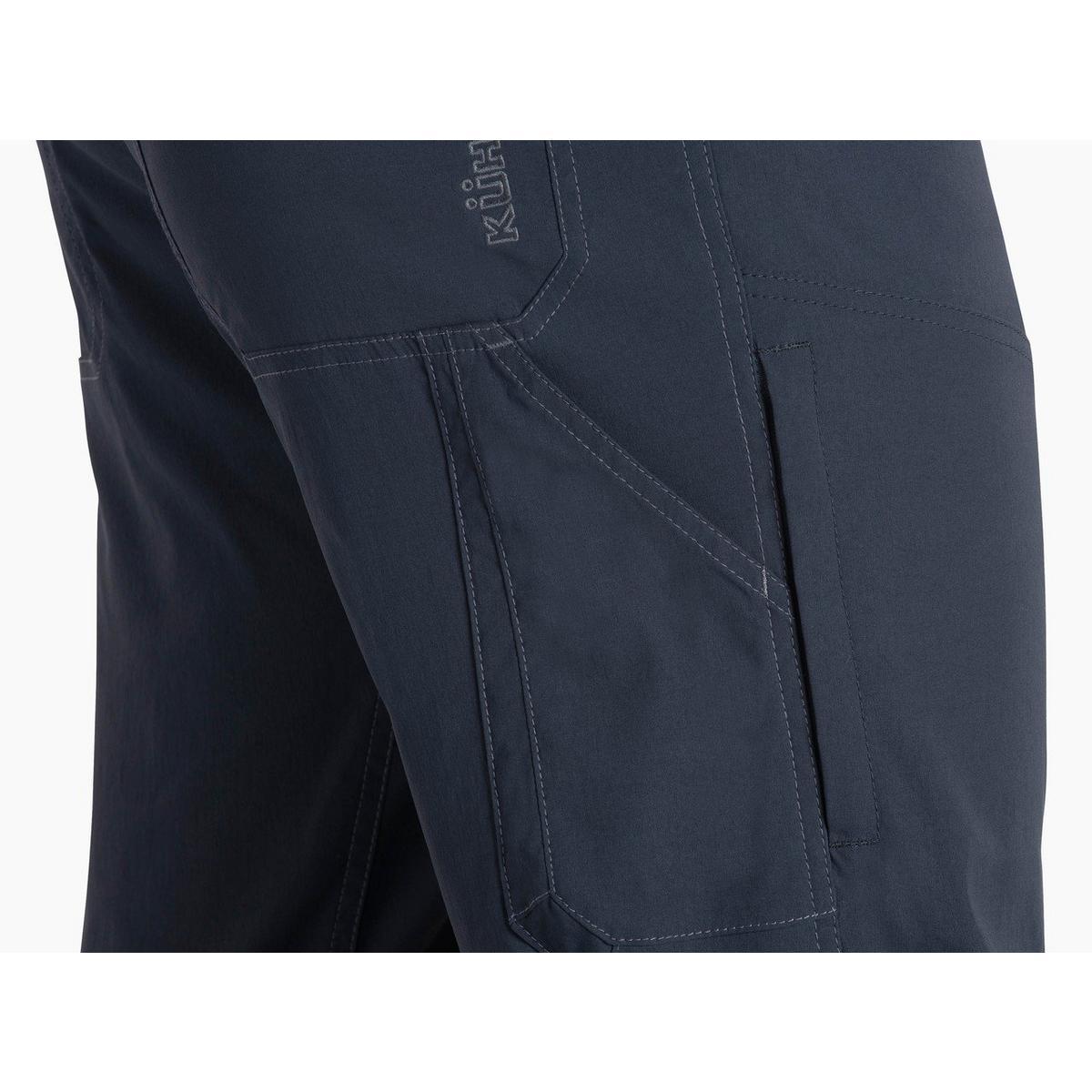 Kuhl Pant Men's Renegade LONG Leg Trousers Koal