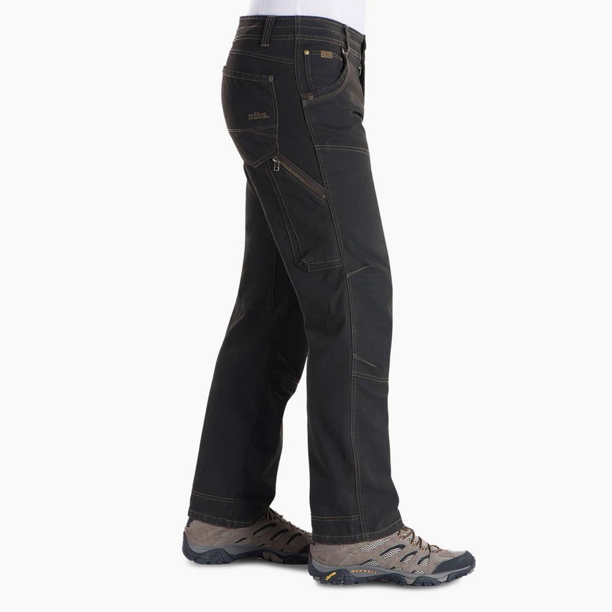Kuhl Pants Men's The Law SHORT Leg Trousers Espresso