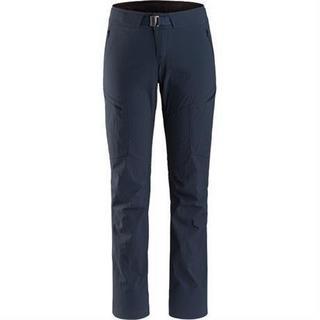 Arc'teryx Pant Women's Palisade SHORT Leg Trousers Black Sapphire