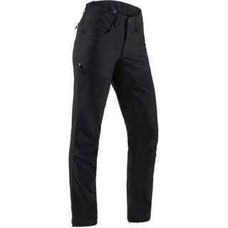 Pant Women's Mid II Flex REGULAR Leg Trousers True Black Solid