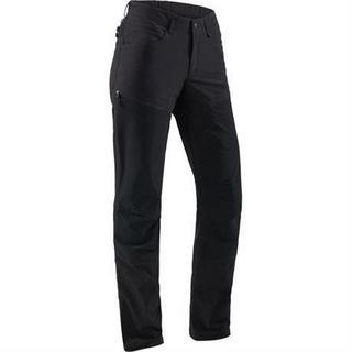 Pant Women's Mid II Flex LONG Leg Trousers True Black Solid