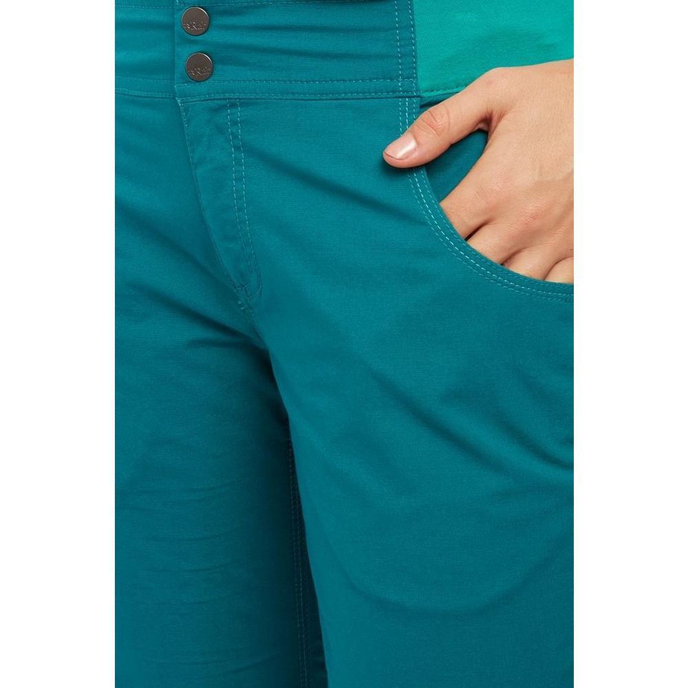 Rab Women's Rab Valkyrie Pants - Green