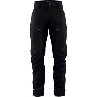 Men's Fjallraven Keb Trousers Regular - Black