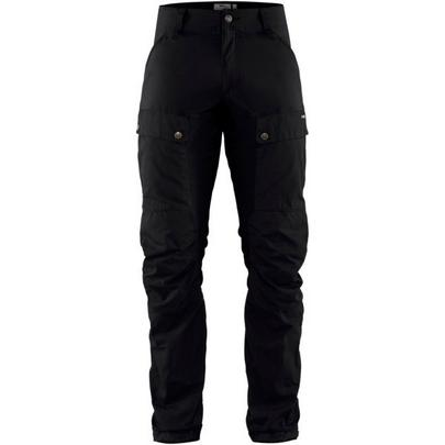 Fjallraven Men's Keb Trousers Regular - Black