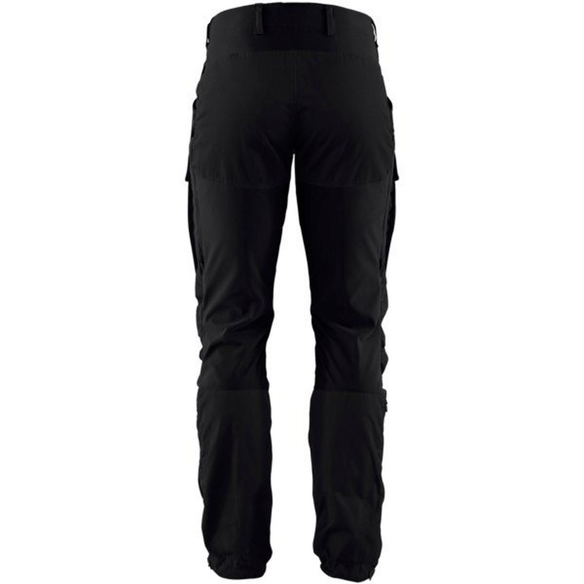 Fjallraven Men's Fjallraven Keb Trousers Regular - Black