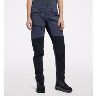 Women's Rugged Flex Pant Regular- Dense Blue/ True Black