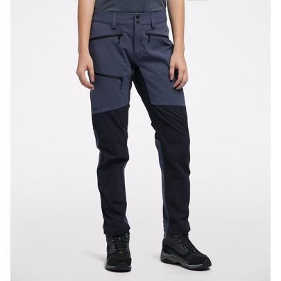 Haglofs Women's Rugged Flex Pant (Reg) - Navy