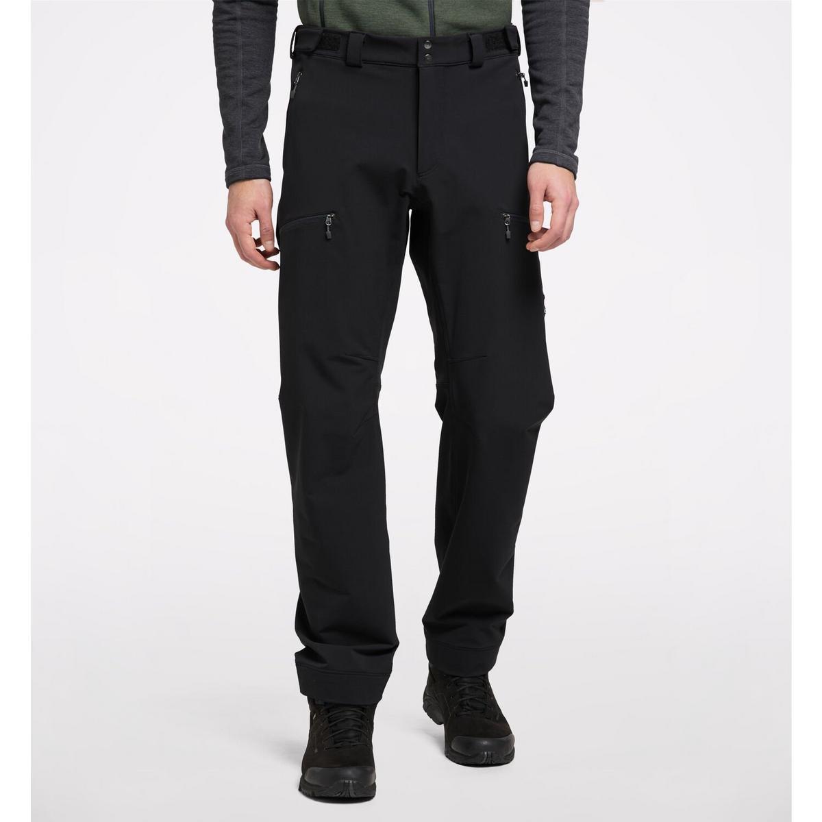 Haglofs Men's Haglofs Breccia Pant Reg - Black