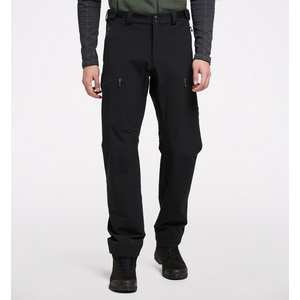 Men's Haglofs Breccia Pant Reg - Black