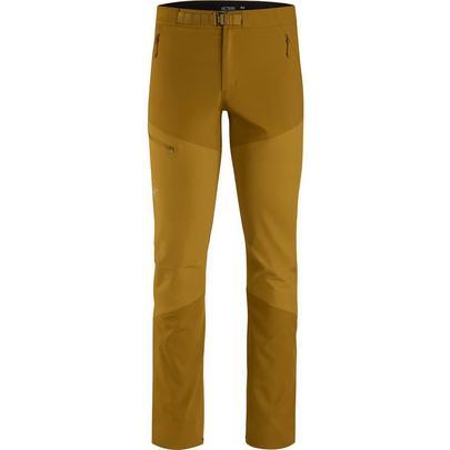 Arcteryx Men's Sigma FL Regular Pant - Yukon Yellow