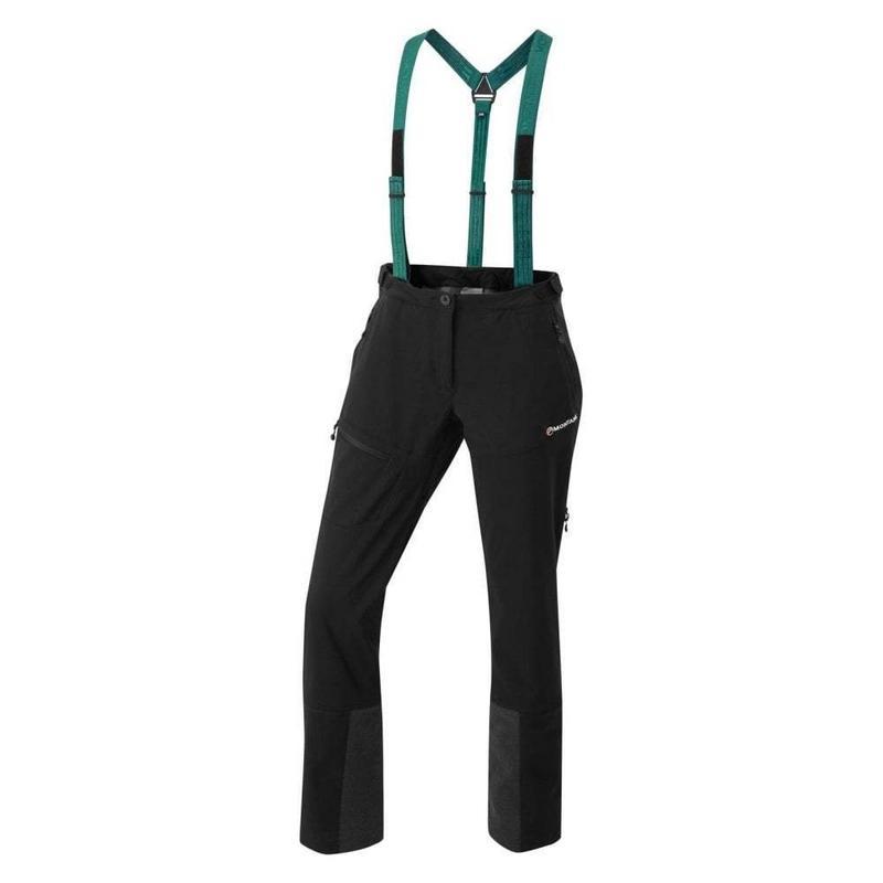 Women's Montane Gradient Pant - Black