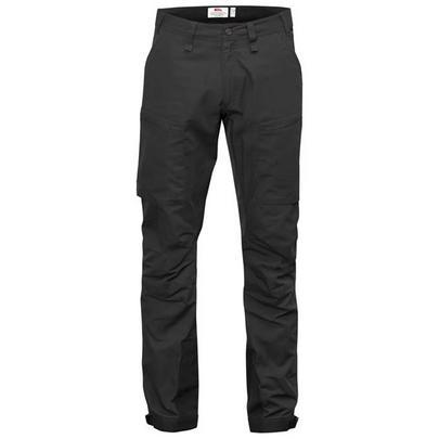 Fjallraven Men's Abisko Lite Trekking Trouser - Dark Grey