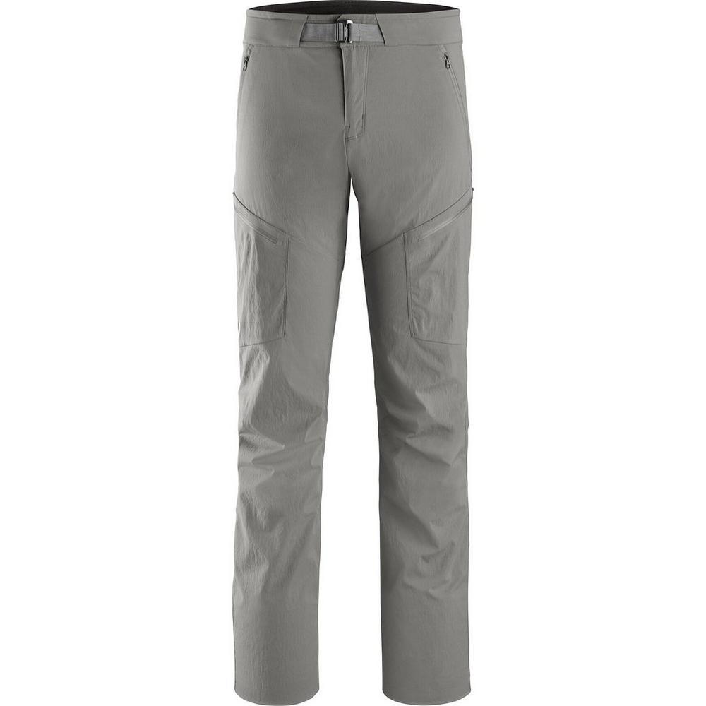 Arcteryx Men's Palisade Pant (Short) - Light Grey