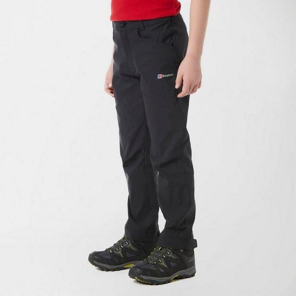 Berghaus Kids Walking Pant - Black