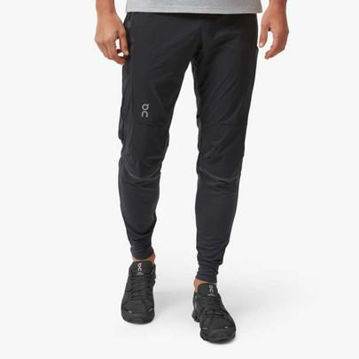 On Men's Running Pants - Black
