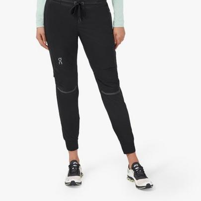 On Women's Running Pant - Black