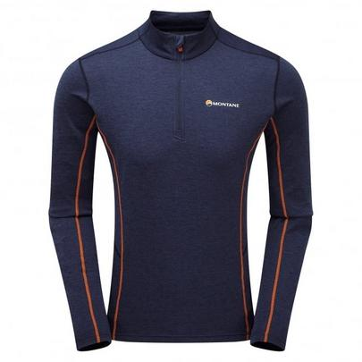 Montane Men's Dart Zip Neck